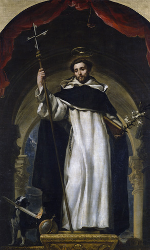 Saint Dominic - Dominican Vocations